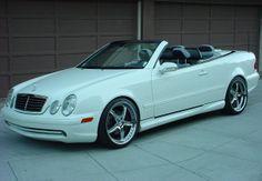 2000 Mercedes-Benz CLK-Class 2 Dr CLK430 Convertible