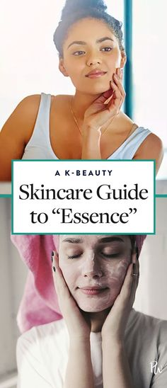 Here's What 'Essence' Really Means in Korean Skin Care #purewow #korean skincare #skincare #skin #korean #beauty