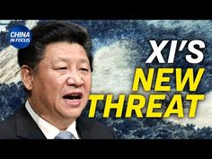 China leader Xi Jinping hints new threat at US; Mass protest breaks out at China's capital - YouTube