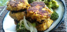 Chicken Pumpkin Curry Sliders