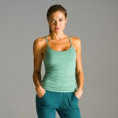 Fitness Fashion, love the colors!