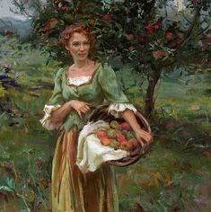 Image detail for -... Women Paintings By Daniel F. Gerhartz part 2 | justfortrendygirls