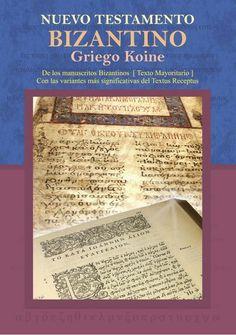 PDF: NT BIZANTINO EN GRIEGO KOINE