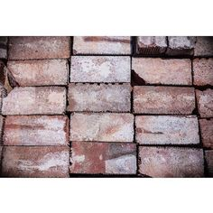 Our Vintage Bricks thin brick tiles are cut from authentic reclaimed bricks that we salvage ourselves. http://www.VintageBricks.com #1 supplier of reclaimed thin brick tiles