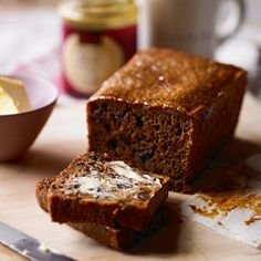 Sticky fruit and lapsang malt loaf - going to try this gluten free , with rice malt and gf flour.