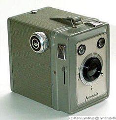 Ferrania: Zeta Duplex camera