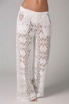 Image result for white honeymoon pjs pants