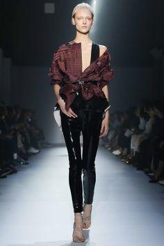 Haider Ackermann Ready To Wear Spring Summer 2015 Paris - NOWFASHION