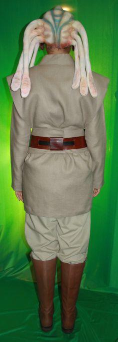 Rebel Legion :: Viewing costume :: Adi Gallia