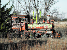 Old Toy Trains, Little Toy Tracks | This Land Press - Made by You ...