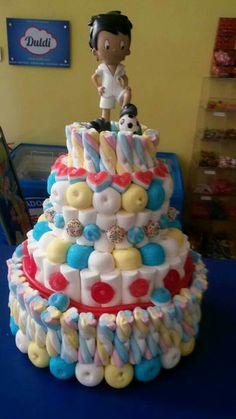 Pastel de comunión realizado por DULDI CIUDAD REAL