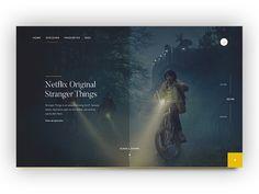 25 Examples of Trendy & Modern Web Design – From up North Travel Website Design, Site Web Design, Layout Design, Ux Design, Graphic Design, Website Designs, Web Layout, News Design, Design Ideas