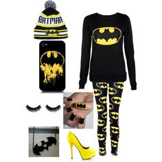 Another batman outfit i love it!!