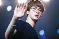BTS Wallpaper is a collection of photo collections from BTS personnel and other Korean artists. This is the place for you fans from Korea Seokjin, Jimin, Bts Bangtan Boy, Glasses Wallpaper, V And Jin, Bts Army Logo, Car Door Guy, Bts Black And White, Wings Tour