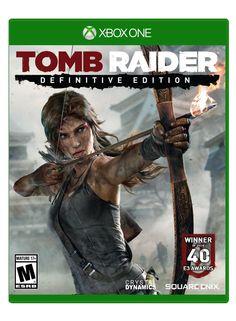 Videojuego Tomb Raider Definitive Edition Xbox One. Compra en línea fácil y seguro. #Kémik