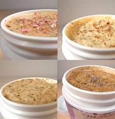 Emulsified Body Scrubs Recipe