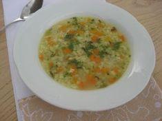 Zupa ryżowa na rosole Cheeseburger Chowder, Recipes, Food, Rezepte, Essen, Recipe, Yemek, Cooking Recipes