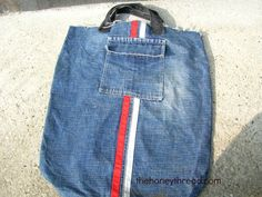 OLD JEANS NEW SHOPPER