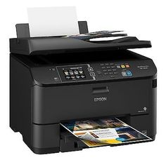 awesome Epson WorkForce WF-4630 All-in-One Inkjet Printer - For Sale Check more at http://shipperscentral.com/wp/product/epson-workforce-wf-4630-all-in-one-inkjet-printer-for-sale/