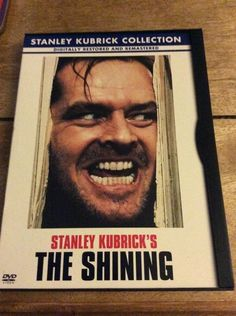The Shining DVD Movie Stanley Kubrick Collection **MUST SEE**  #theshining, #dvd, #movie, #ebay