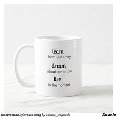 Visit this weekend and get 30% off mugs by using the code GREATINDOORS when you check out!! motivational phrases mug