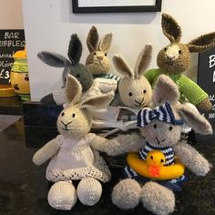 More bunnies at the cow shed