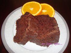 Με λόγια απλά...: Κέικ με κακάο νηστίσιμο... η συνταγή της ημέρας!