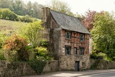 Very old house in the forest of dean