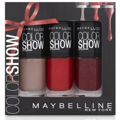 Maybelline Colour Show Kit