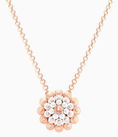 Новая женственность в коллекции украшений Bouton d'Or Van Cleef Arpels, Pendant Necklace, Diamond, Jewelry, Jewel, Jewlery, Jewerly, Schmuck, Diamonds
