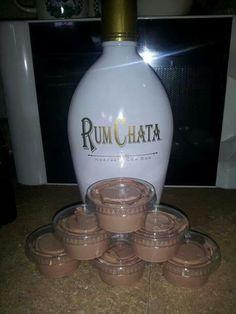 Rum Chata Pudding