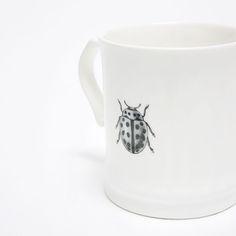 MUG PORCELANA MARIPOSA - Mugs - Mesa | Zara Home España