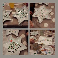 New Years Decorations, Wedding Decorations, Christmas Decorations, Holiday Decor, Mandala Painting, Dot Painting, Christmas Crafts, Xmas, Mandala Dots