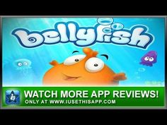 Bellyfish iPhone App Review - Apps - iPhone Games #android #iphone #iusethisapp