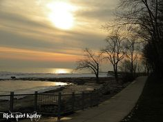 #Lake Erie Beach   Water sports Lake Erie local places