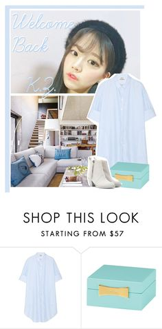 """""""《K.Z.'s Welcome-Back Party》"""" by tealia-cxix ❤ liked on Polyvore featuring Acne Studios, Kate Spade and artsetesting"""