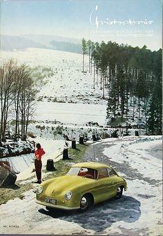 Porsche 356 ( Let's go snowboarding!)