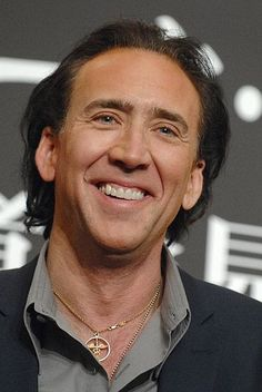 Check out production photos, hot pictures, movie images of Nicolas Cage and more from Rotten Tomatoes' celebrity gallery! Nicolas Cage, Celebrity Gallery, Celebs, Celebrities, Quote Aesthetic, Cinema, Actors, People, Daddy