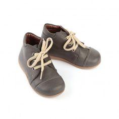 PETIT NORD  Chaussures à lacets Bébé - Gris  83,00 €