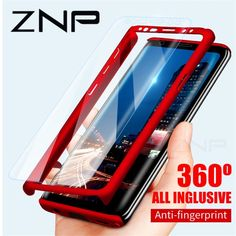 ZNP 360 Degree Shockproof Phone Case For Samsung Galaxy Plus Note 8 9 Cover Shell For Samsung Edge Protection Cases. Tv Samsung, Phone Cases Samsung Galaxy, Iphone Case, Galaxy Note 9, Galaxy S8, Mobile Cases, Note 8, New Phones, S7 Edge