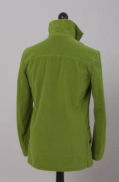 Herren Outdoorjacke, Verbindung von Funktionalität und Design aus wind - und wasserdichtem Material und atmungsaktiv. Farbe: grün  #outdoorjacke