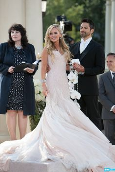 Tamra Barney Tries on Bridal Gowns While Filming Wedding Spin-Off ...