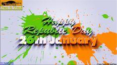 Happy Republic Day All Of You Friends ..!! www.hello2taxi.com