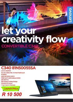 Lenovo Let Your Creativity Flow