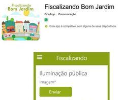 GRANDE INICIATIVA - BAIXE E EXERÇA SEU PAPEL DE CIDADÃO. O aplicativo é voltado para população de Bom Jardim PE, ...