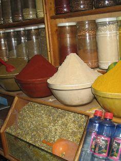 MOROCCAN Spice Blend -- Ras al Hanout