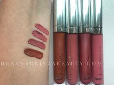 Liquid lipstick that dries matte! Salted Carmel, Macaroon, Wedding Cake, Creme Brûlée