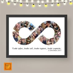Diy Birthday, Birthday Gifts, Diy Resin Crafts, Personalized Photo Gifts, Story Instagram, Anniversary Gifts For Couples, Love Posters, Diy Gift Box, Collage Design