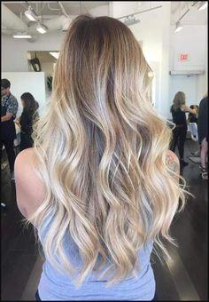 41 Balayage Frisuren – Balayage Haar Farbe Ideen mit Blond, Braun ...   Einfache Frisuren