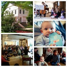 Bach to Baby concerts in Highgate at Lauderdale House